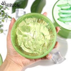 Cuidados de pele naturais sempre Hidratante Gel de aloe vera calmante com 100% puro Benefícios do gel de Aloe Vera
