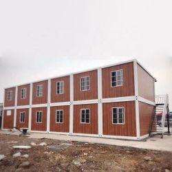غويانا المنقولة بيوت الحاويات الحديثة القابلة للتعديل للبيع