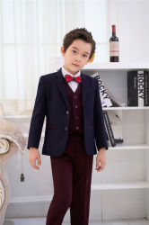 Novo Estilo de vestido de moda Definir vigorar crianças prensa