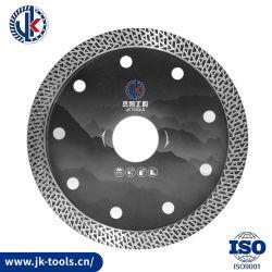 """4''/4,5"""" Netteté zéro Chipping K lame de scie à diamant Turbo/outils diamant /disc/ coupe la lame du couteau en céramique pour les carreaux de la porcelaine de Chine usine"""