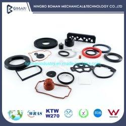 Détectables de métal personnaliser partie en caoutchouc de la fabrication, joint torique, l'automobile partie joint, Joint d'huile, produit, le joint en caoutchouc de silicone