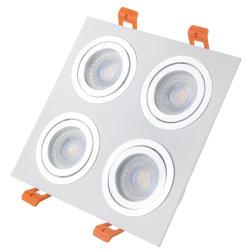 2021 La nueva lámpara de techo LED Empotrables de Foco de luz tenue iluminación GU10 el Diseñador de aparejo de luces interiores