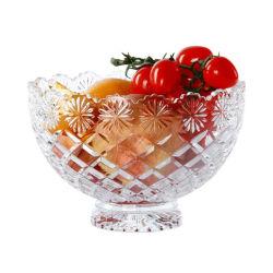세키 도매 두꺼운 아이스크림 유리 컵 과일 샐러드 볼
