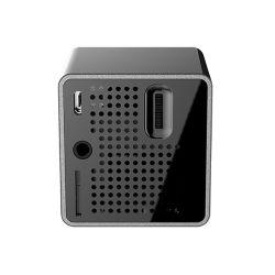Multifunctionele 30 ANSI Mini DLP LED-projector met hoofdtelefoon