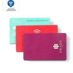 Custom печать ISO A14443Отель RFID карты-ключа 13.56Мгц 125Кгц NFC Бизнес карты MIFARE Classic 1K 7 байт Uid T5577 RFID ID Card