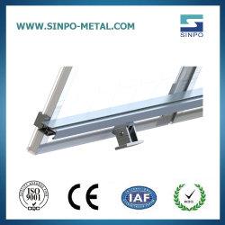 China paste Steun van het Comité van de Foto van het Aluminium de Regelbare Voltaic, ZonneToebehoren aan