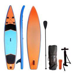 Stand up gonflable Meilleure vente Sup Fleuret hydroptère de surf en fibre de carbone pagaie Sup Sup Paddle gonflable du conseil d'administration