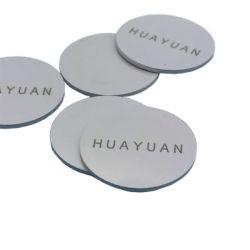 Dia25mm 추적을%s 둥근 동전 카드 PVC RFID 디스크 꼬리표