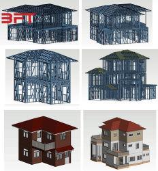 Neues Design Light Steel Prefab Warehouse Metallstahl Struktur Warehouse Hanger Building