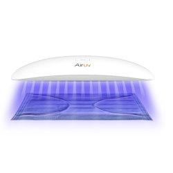 LED portátil 15 Wicks Desinfecção 60s 180s a dobragem lâmpada UV germicida Esterilizador Sterilamp Light