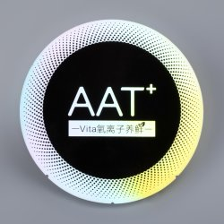 Couleur Laser personnalisée écologique Pet imprimé des étiquettes autocollantes adhésif 3M511