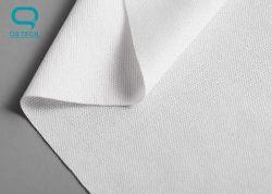 Trama de poliéster de 0.49mm pano de tricotar limpa para salas brancas com Super Higroscopicidade