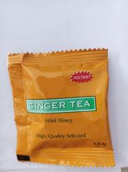 La FDA aprobó Instant Honeyed té de jengibre, Negro té de jengibre, té de jengibre