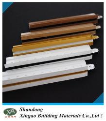 T-Griglia bianca galvanizzata del soffitto del locale senza polvere del gesso del PVC verniciata acciaio