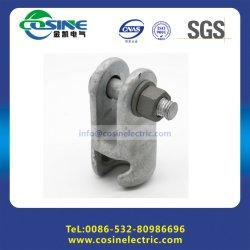 Toma de hierro maleable aislante de la suspensión de la horquilla para conexiones de enlace
