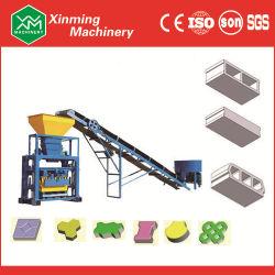 Qt40-1 het concrete het Bedekken van de Machine van het Blok van het Cement Holle Vormende Blok van de Betonmolen van de Baksteen voor het Materiaal van de Muur