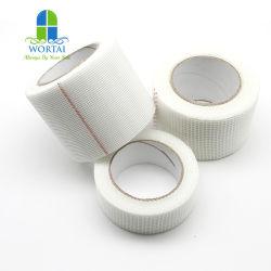 Plaques de plâtre en fibre de verre Joint autoadhésif bande avec Résistance résistant aux acides et alcalins