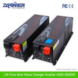 Lw Series низкой частоте Чистая синусоида инвертирующий усилитель мощности 24/48В 5000W рабочих для кондиционера воздуха