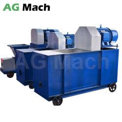 Novo Tipo de biomassa briquetes de carvão serradura de madeira fazendo a máquina