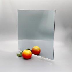 4-19 mm Klarer, Farbener, rahmenloser Schaber, silberner Spiegel für die Wand mit Badezimmerdekoration