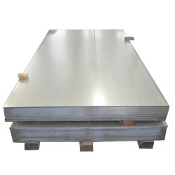 Materiais de revestimentos betumados DX51d SGCC Spangle Regular G90 Zn275g revestido de liga de zinco galvanizado médios a quente de aço laminado a frio de folha de metal