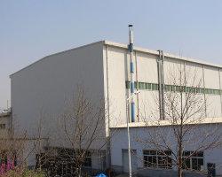 De alto nivel multifuncional almacén de la estructura de acero pesado