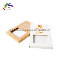 Boîte cadeau vêtement d'emballage emballage carton boîte en carton<br/> dur