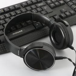 Самый дешевый электрическим током Bass ЭБУ разъем для наушников проводные наушники с функцией подавления шума