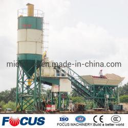Yhzs35 35m3/H 이동식 콘크리트 배칭/혼합 공장 가격
