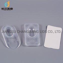 착색된 콘택트 렌즈를 위한 고품질 PP 물집 패킹