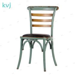 전통적인 전원풍의 목조 오크 가구 식당 의자 (UF-205)