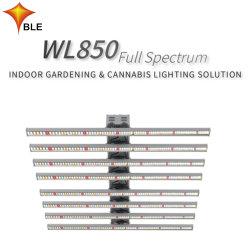 850 W Fluence LED Grow Light Full Spectrum Indoor Plant Grow Lamp für Den Anbau Von Treibhausgasen für medizinische Pflanzen