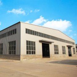 Het geprefabriceerde Pakhuis van de Structuur van het Staal van de Bouw van de Workshop