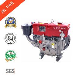 mano raffreddata ad acqua di prezzi di fabbrica 6HP o motore diesel di inizio elettrico (R175A)