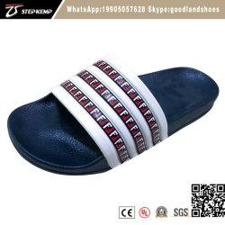 Las diapositivas de ocio de la moda de verano en el interior de la banda Simple zapatillas para hombres Exs-5341