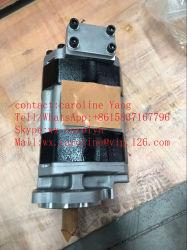 Heiße Factory~ 705-52-31230-Genuine KOMATSU Zahnradpumpe Contruction Maschinerie-Ersatzteile der Ladevorrichtungs-Wa500 hydraulische