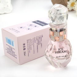 ガラス香水瓶のパッキングが付いている30mlライトそして不変の香水