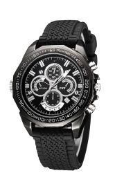 Batterie amovible 500 mAh IR de vision de nuit de la vidéo HD Mini Security Watch caméra DV