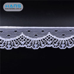 Hans fabriqués en Chine Fancy African Lace tissus 3D