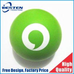 Fábrica de China barata estrés Bouncing Ball suave de juguete bola antiestrés PU