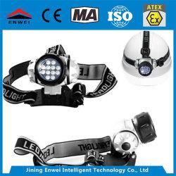 La solution BSM2 dur portable de la sécurité minière Hat feux à LED