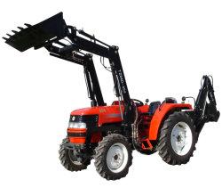 Серия Aoye вал коробки передач 40-65HP сельского хозяйства и транспорта с помощью 2WD или 4WD привод на четыре колеса трактора с погрузчиком и обратной лопаты
