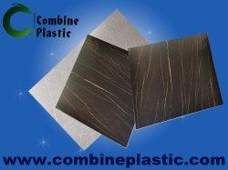 Древесина ламинированной пленки ПВХ для зерна на системной плате из пеноматериала из ПВХ для мебели