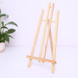 Venta caliente caballete del artista y Rotafolio de madera maciza de madera ajustables, tablero de dibujo