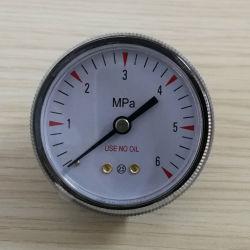 Médico de gás acetileno GPL sondas de 30 L/Min Medidor de Pressão