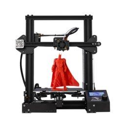 ORGA Creality Ender - 3 220 * 220 * 250mm i3 ABS PLA DIY 3D 인쇄 프린터 디지털 프린터 데스크탑 3D 프린터