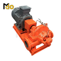 Pompa centrifuga della conduttura verticale di doppia aspirazione del getto del pozzo profondo di protezione dell'ambiente per industria