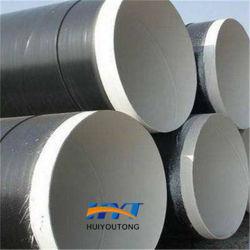 化学工業ASTM A500 SSAWの円形の鋼鉄管