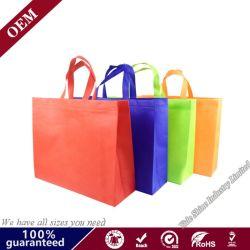 Benutzerdefinierte Recyable Nicht Gewebten Griff Tasche Shopping Bag Promotion