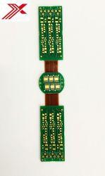 Schnelle Lieferung gute Qualität Medizinische elektronische starre-Flex PCBA Hauptplatine Mit CE UL-Zertifizierung